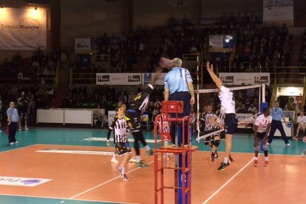 Poitiers s'est imposé 3 sets à 1 face à Nancy