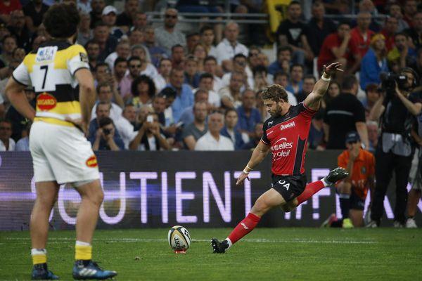 Championnat de France / Demi Finale Top 14 Match RCT (RC Toulon) vs Stade Rochelais (La Rochelle) au Stade Vélodrome
