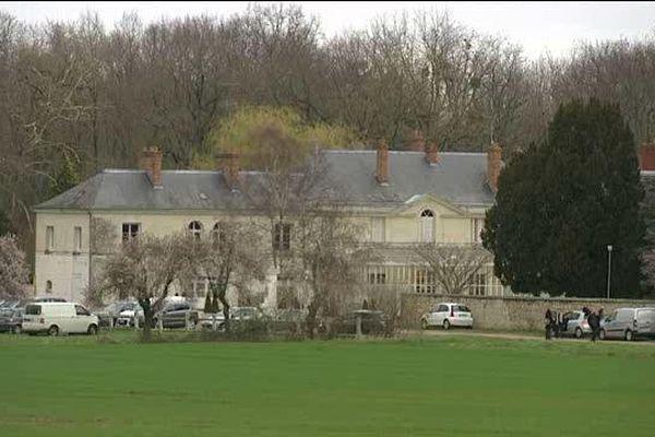 Le centre d'éducation et de formation professionnelle de Pontourny où doit prendre place, d'ici 'été, le premier centre de déradicalisation de France.