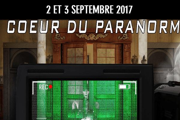 Premier Salon Paraexpérience à Dijon, les 2 et 3 septembre 2017