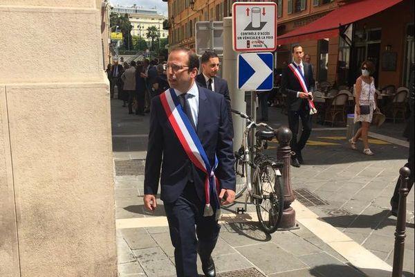 Anthony Borré, 1er adjoint, délégué à la Sécurité, au Logement, à la Rénovation urbaine et à la Politique de la ville.