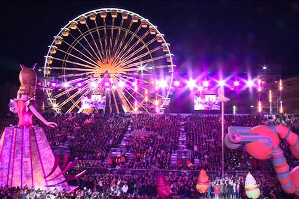 Carnaval de Nice - Du 11 au 25 février.