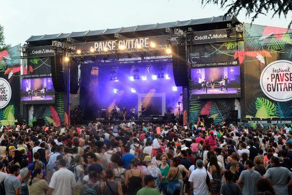 En 2016, la 20e édition de Pause Guitare avait réuni près de 50 000 personnes à Albi. Un record.
