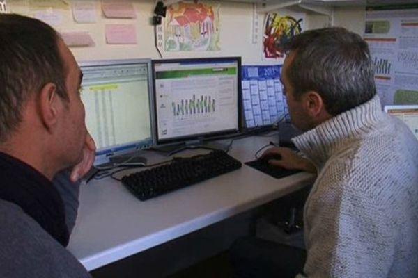 Renater, un réseau de données nè il y a vingt ans à Montpellier.