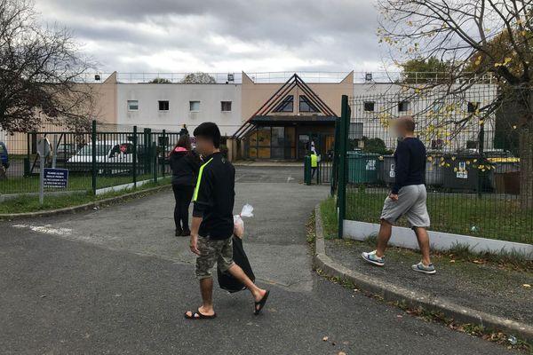 Centre d'accueil pour demandeurs d'asile à Poitiers