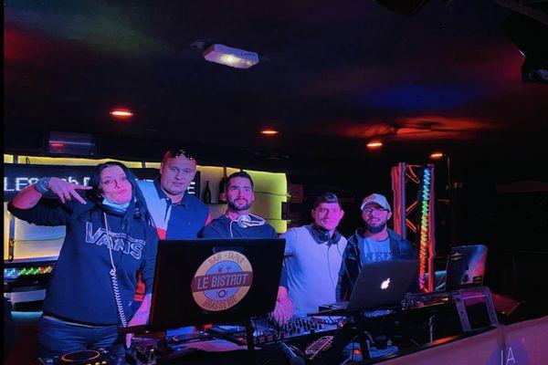 Un premier marathon musical virtuel avait été organisé en novembre dernier par la boîte de nuit Cryptone.