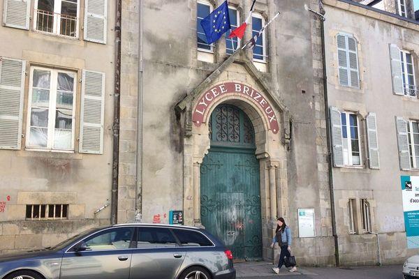 Lycée Brizeux à Quimper