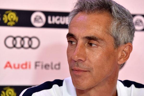 L'entraîneur de Bordeaux, Paulo Sousa a établi le programme de pré-saison