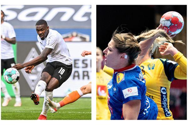 Il a marqué 10 buts cette saison avec le club allemand du Borussia Mönchenglabach, elle s'est installée un peu plus comme une taulière de l'ESBF qu'elle quittera pour rejoindre Metz l'année prochaine..certainement après les JO de Tokyo.