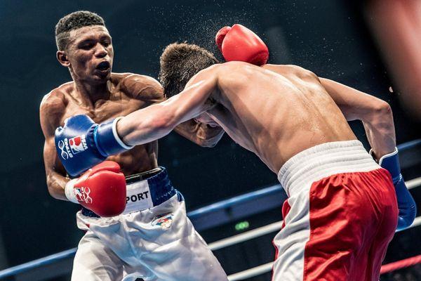 Samuel Kistohurry espoir de la boxe française aux jeux olympiques de Tokyo