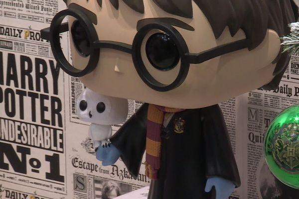 Dans cette boutique de Montpellier, 100m² sont dédiés à l'univers d'Harry Potter - 20 décembre 2020