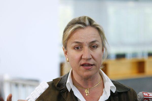 Docteur Irène Frachon, le premier médecin en France à avoir dénoncé le scandale du Médiator