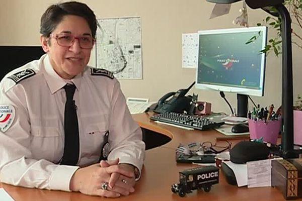 Véronique Jacob - Commissaire divisionnaire à Cahors