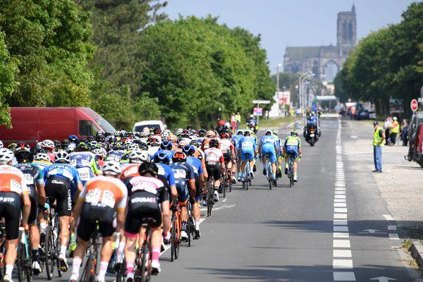La deuxième étape des 4 jours de Dunkerque à Soissons le 9 mai 2018