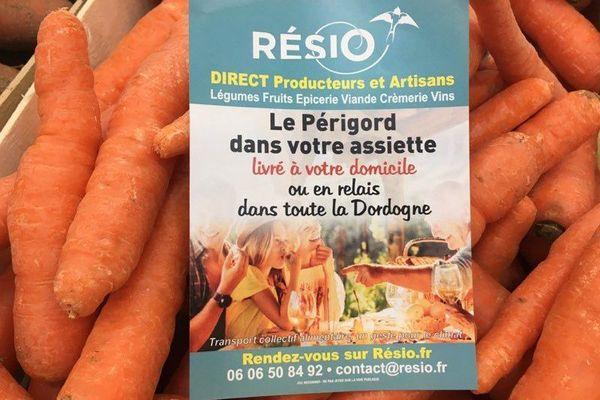 En Dordogne, des légumes en direct du producteur local