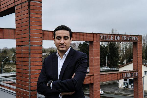 Le maire réélu de Trappes, Ali Rabeh