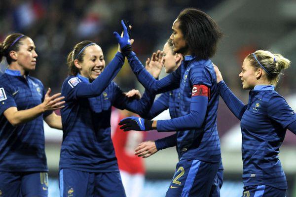 Elles sont la fierté de la fédération française de foot