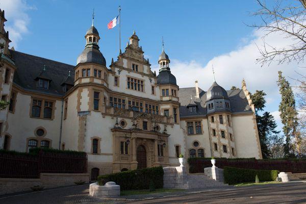 Le Palais du Gouverneur à Metz ouvrira ses portes à l'occasion des journées européennes du patrimoine.