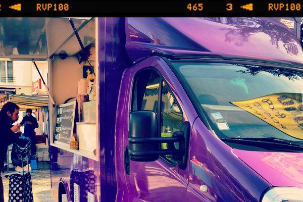 Le food truck Tooq Tooq