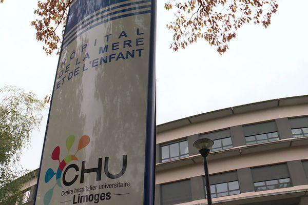 L'hôpital de la mère et de l'enfant à Limoges où le bébé est décédé ce week-end