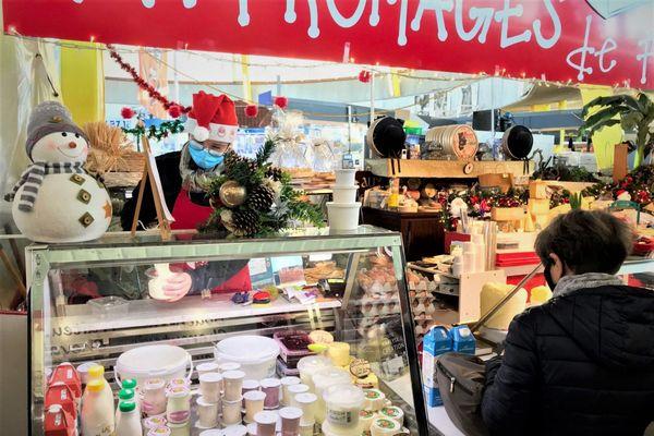 Ce 24 décembre, les Bretons ne bouderont pas le plaisir d'un bon repas en famille