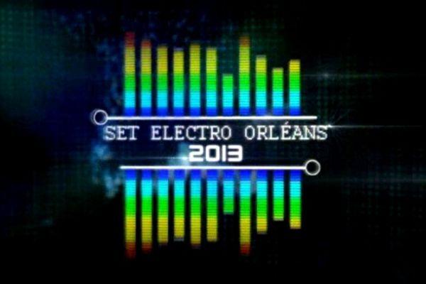 Mai 2012 - Set électro à Orléans