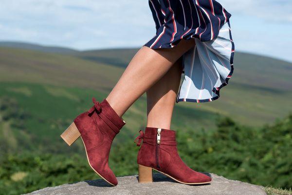 Des chaussures végan et tendance