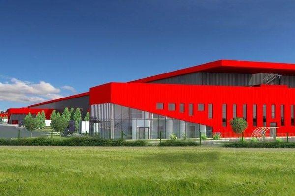 La zone industrielle des Vauguillettes, de 126 hectares, située à l'est de Sens pourrait accueillir à l'horizon 2024 une plate-forme logistique d'un géant du e-commerce européen.