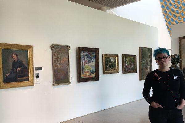 Susana Gállego Cuesta est depuis juin 2019 la nouvelle directrice du Musée des Beaux Arts de Nancy.