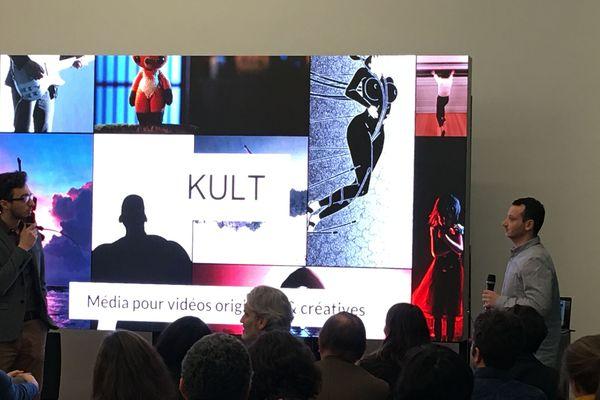 Présentation de Kult, promotion NMcube2019