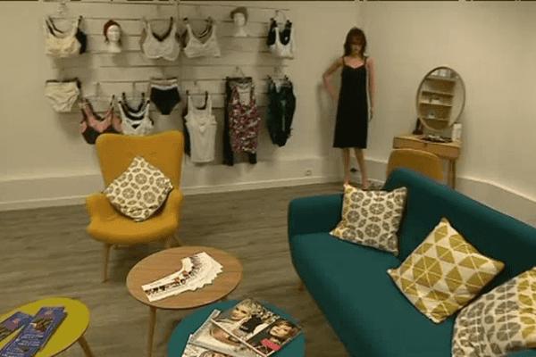 Dans cette boutique des Milles, les femmes atteintes d'un cancer peuvent renouer avec leur féminité