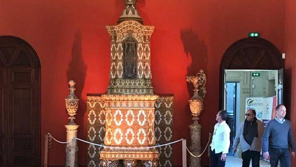 La salle des Etats du Languedoc a été rénovée.