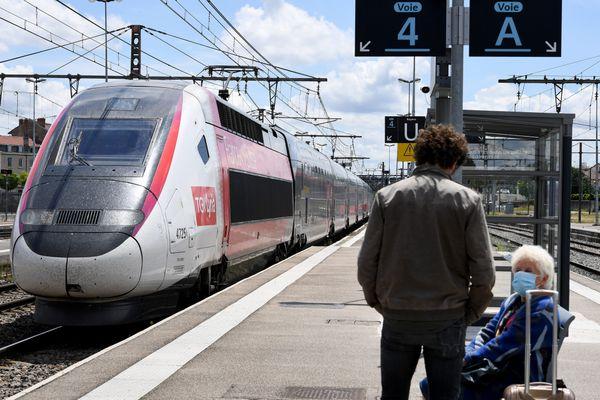 Le trafic des TER devrait être rétabli en fin de matinée sur la ligne Toulouse-Latour