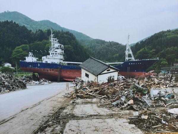 Fukushima par Philippe Chancel