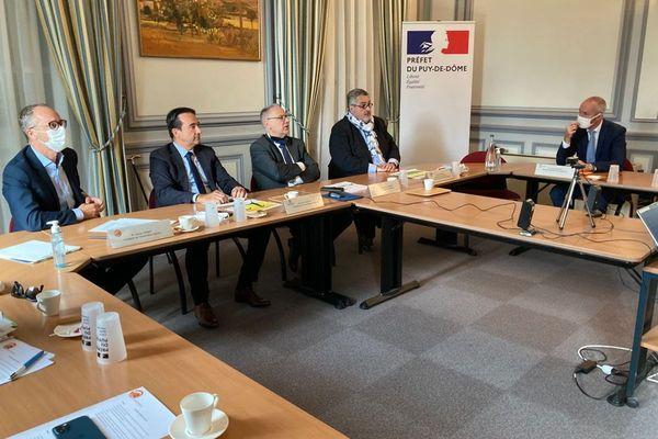 Une réunion sur la situation des Afghans a eu lieu samedi 4 septembre en préfecture du Puy-de-Dôme.