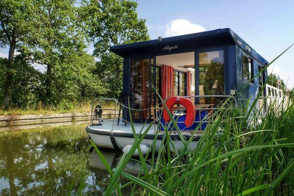 En France, les étrangers constituent 80% de la clientèle du tourisme fluvial