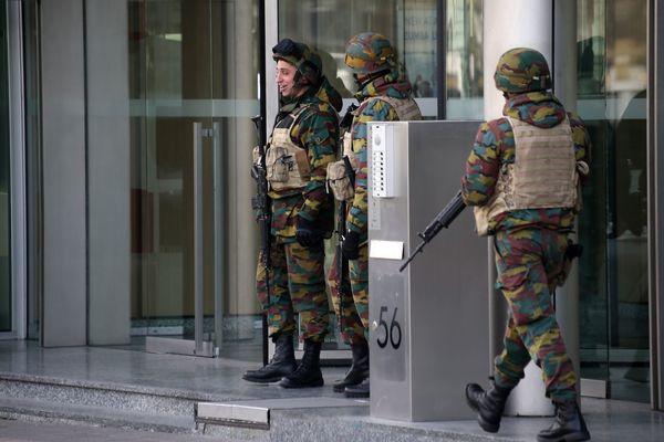 Un des attentats de Bruxelles a touché une station de métro du quartier européen