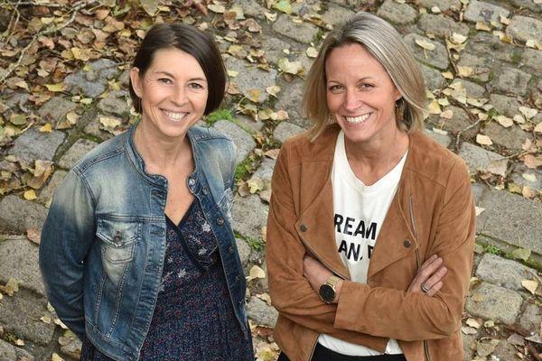 Stéphanie Bernard et Solenn Leparoux créent à Basse-Goulaine, dans la métropole de Nantes, Ma Parenthèse, une maison pour accueillir les femmes atteintes par le cancer