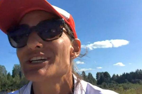 Delphine Le Sausse championne du monde de ski nautique handisport - 2019.