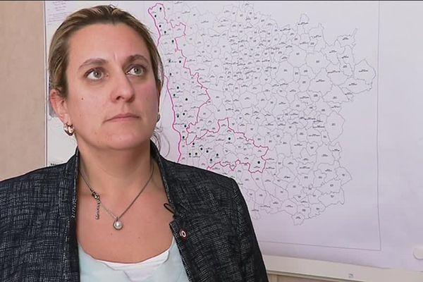 Perrine Goulet, députée LREM de la 1re circonscription de la Nièvre