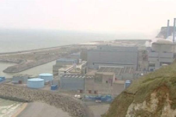 Bien qu'en Seine-Maritime, la centrale nucléaire de Penly fait partie des risques majeurs auxquels est exposée la population amiénoise.