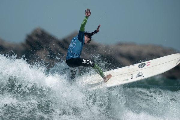L'épreuve de surf des JO de 2024 à Paris n'aura pas lieu sur une vague artificielle (illustration).