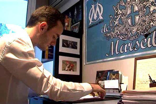 Ludovic Perney, le plus jeune conseiller régional de Paca, a 20 ans et est toujours étudiant.