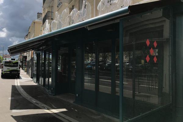 A Caen, le patron de la pizzeria Napoli a choisi de ne pas rouvrir son établissement pour le moment