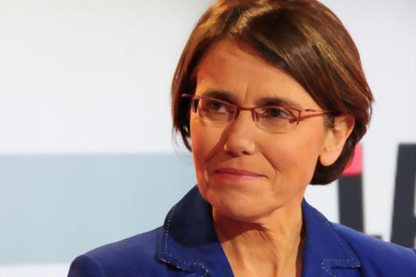 Laurence Dumont, Députée PS du Calvados, Vice-Présidente de l'Assemblée Nationale