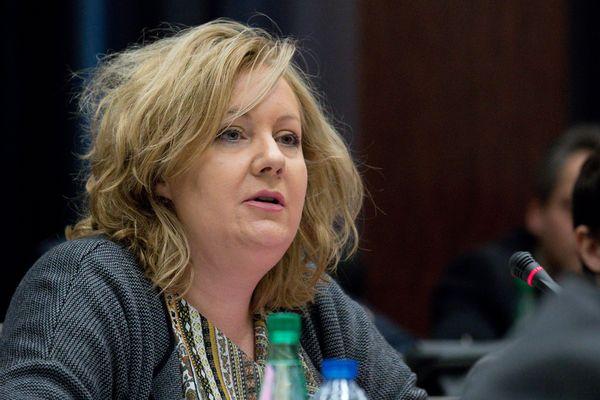 Sophie Montel au Conseil Régional de Bourgogne Franche-Comté