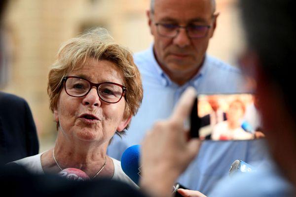 La liste de Marie-Guite Dufay a remporté les élections régionales en Bourgogne-Franche-Comté.