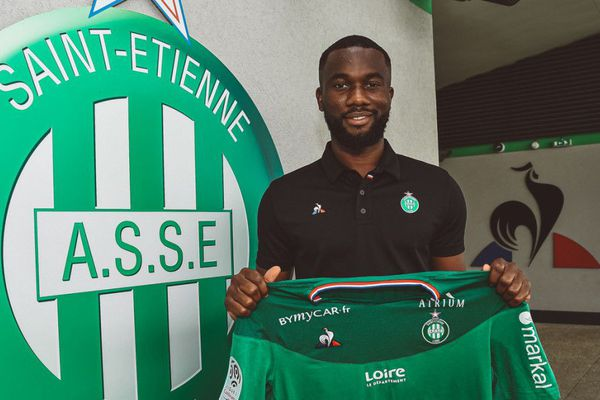 Jean-Eudes Aholou avec les Verts pour une saison
