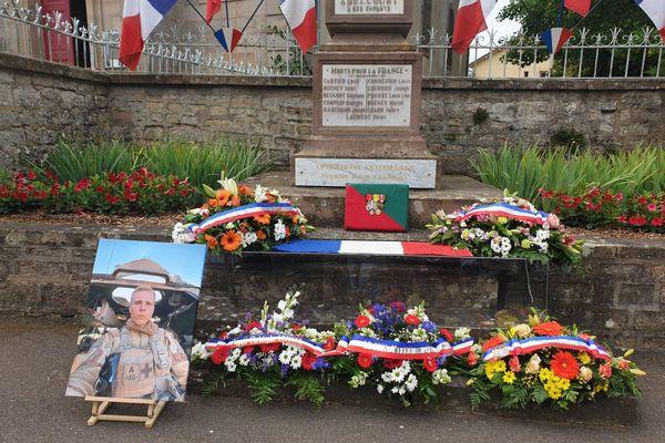 Kévin Clément est mort au combat à l'âge de 21 ans.