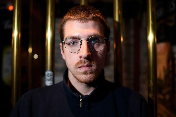 Jean-François Martin a perdu son oeil gauche lors dune manifestation rennaise contre la Loi Travail